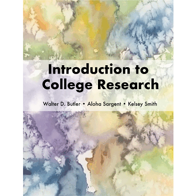 Introduction to College Research icon