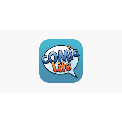 Comic Life 3 App for iOS icon