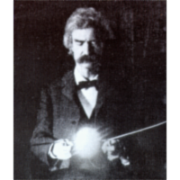 Mark Twain in His Times icon